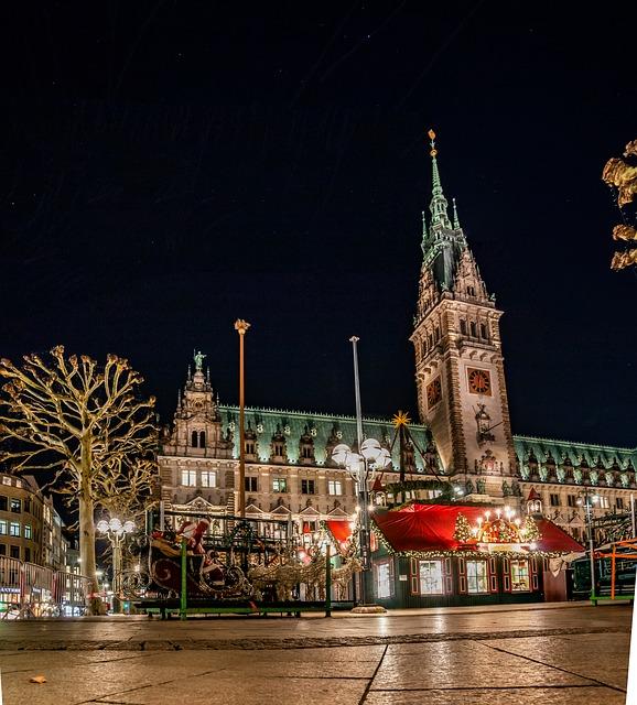Skandinavische Weihnachtsmärkte Hamburg 2021