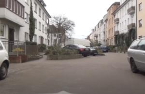 Der Stadtteil Heimfeld in Hamburg