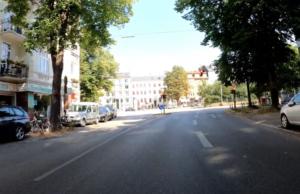 Stadtteil Winterhude in Hamburg