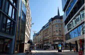 Grosser-Burstah in Hamburg